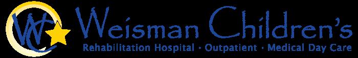 Weisman Children's rehabilitation hospital logo