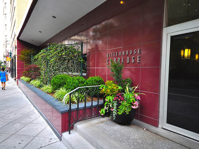 Rittenhouse Claridge Apartments Exterior Property