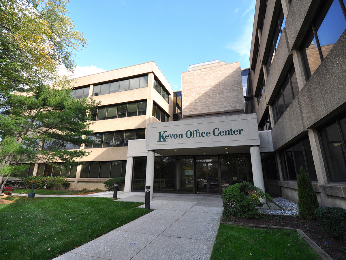Kevon Office Center building entrance