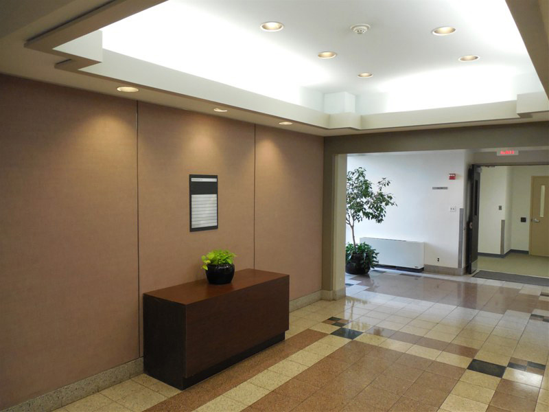 Kaiserman office lobby area